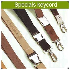 Special leer keycord