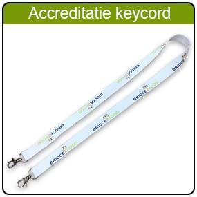 Accreditatie keycord