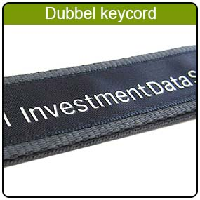 Dubbel keycord