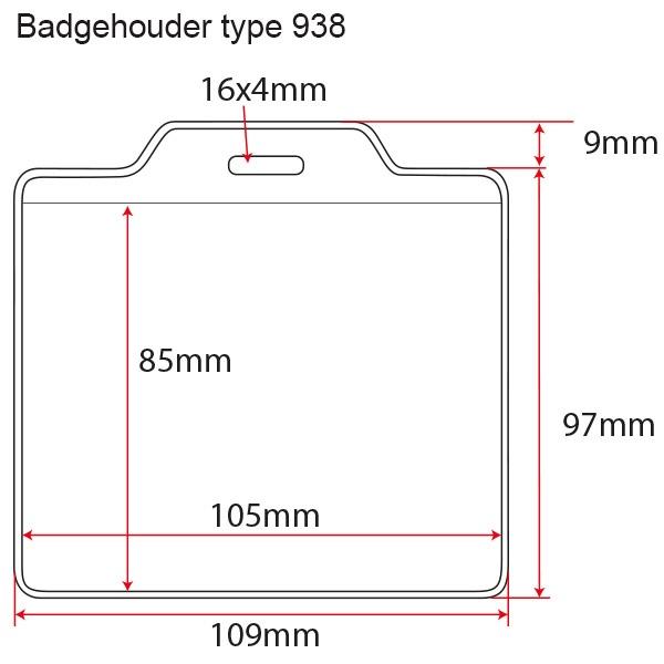 badgehouder type 938