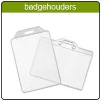 Webshop badgehouders