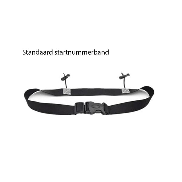 Startnummerband standaard
